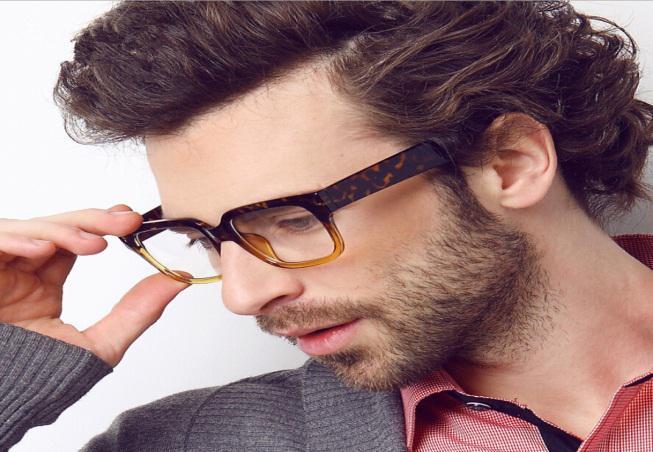 ecb18ea41 كيفية اختيار النظارات البصرية الصحيحة. شكل الوجه واختيار النقاط: ما ...