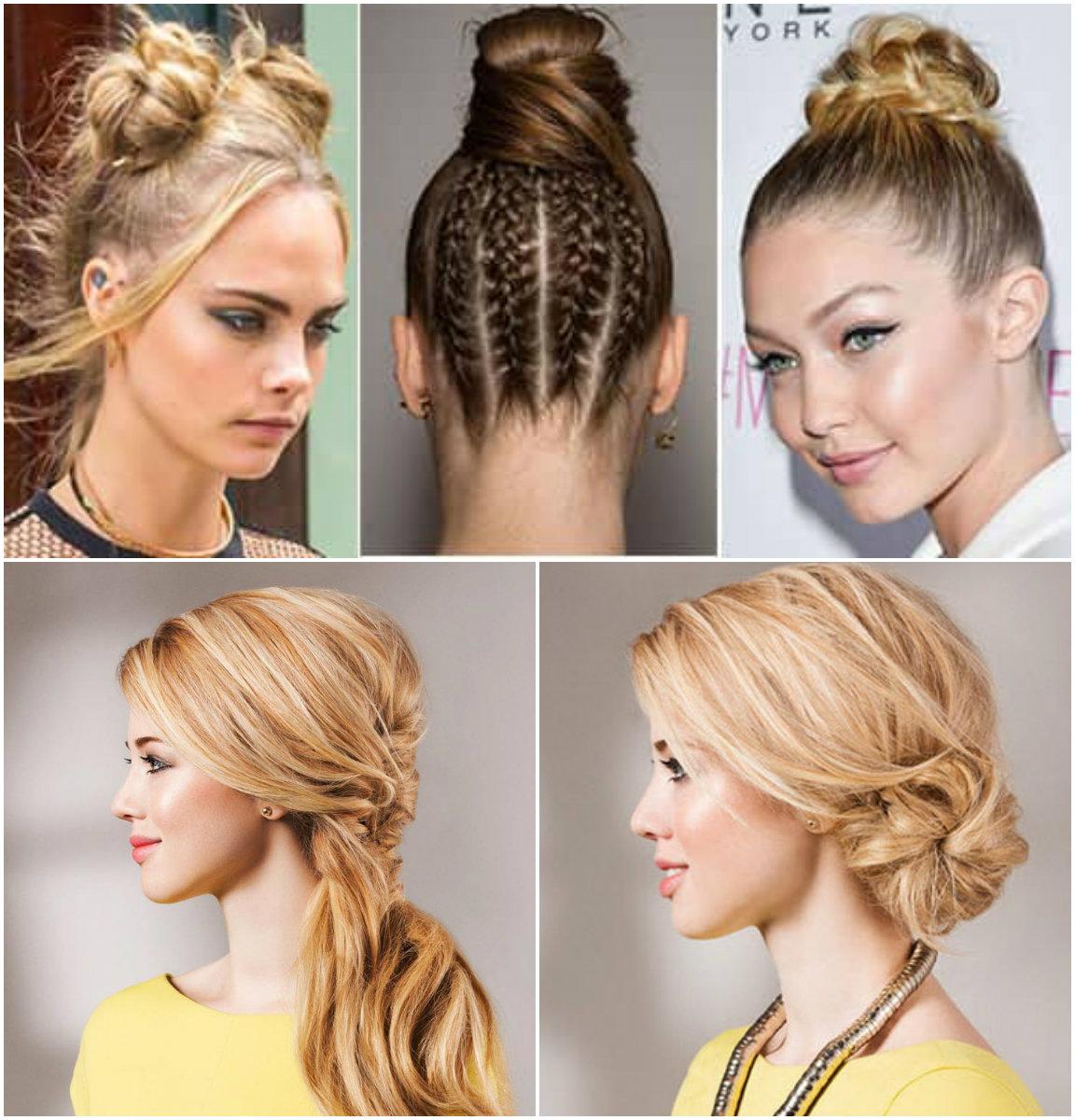 Bahar aylarında bu saç stilleri moda olacak